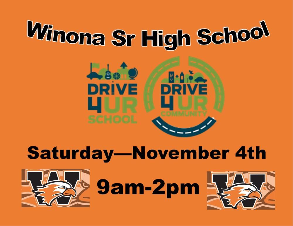 Winona Sr HD Winona Drive School