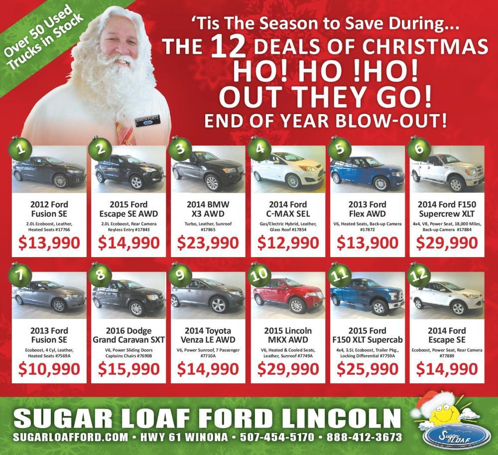 Christmas deals WPost