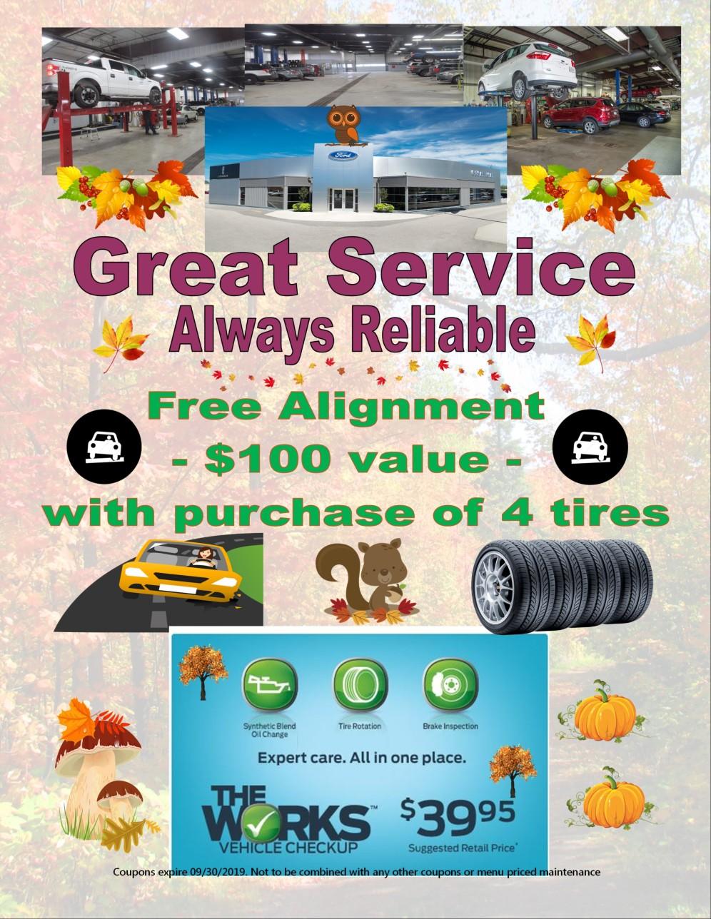 Sept service